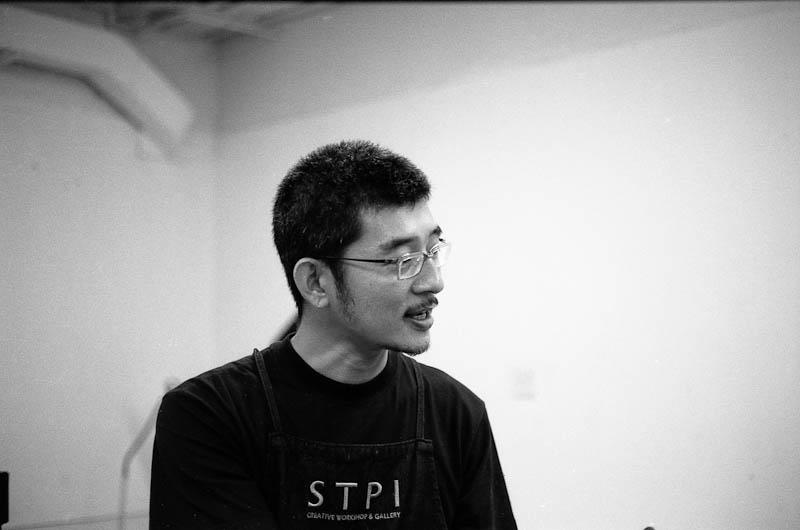 Eitaro Ogawa - Chief printer